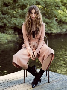 Barbara Palvin By Derek Henderson For Vogue Australia June 2015 (2)