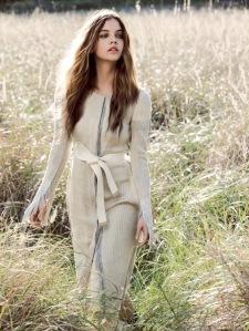 Barbara Palvin By Derek Henderson For Vogue Australia June 2015 (3)