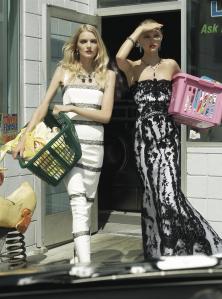 Caroline Trentini, Gemma Ward, Lily Donaldson by Steven Meisel for Vogue US December 2005 (10)