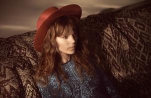 Freja Beha Erichsen By Glen Luchford For Uk Vogue June 2015 (3)