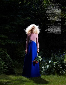 Frida Aasen By Blommers Schumm For Vogue Netherlands September 2013 (11)