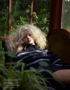 Frida Aasen By Blommers Schumm For Vogue Netherlands September 2013 (7)