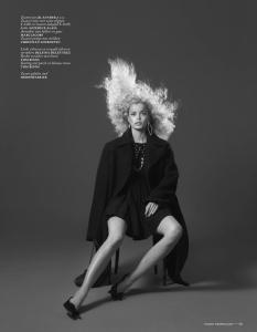 Frida Aasen By Blommers Schumm For Vogue Netherlands September 2013 (8)