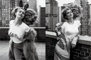 Gigi Hadid By Sebastian Faena For Cr Fashion Book #5 (3)