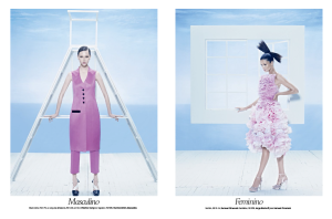 Izabele Paludo, Lorena Maraschi, Waleska Gorczevski , Ana Claudia Michels, Caroline Ribeiro and Mariana Weickert by Zee Nunes for Vogue Brazil August 2013 (3)