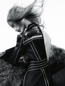 Julia Hafstrom by Txema Yeste for Numéro March 2015 (2)