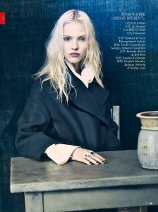 Juliana Schurig, Sasha Luss And Ondria Hardin By Paolo Roversi For Vogue China October 2013 (2)