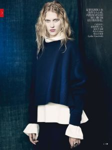Juliana Schurig, Sasha Luss And Ondria Hardin By Paolo Roversi For Vogue China October 2013 (4)