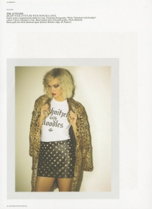 Karlie Kloss by Ezra Petronio for Self Service FW 2013  (3)