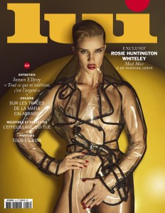 Rosie Huntington-Witheley by Luigi & Iango for Lui June 2015 (1)