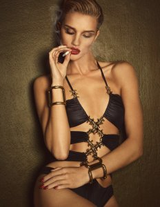 Rosie Huntington-Witheley by Luigi & Iango for Lui June 2015 (2)