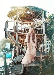 Sasha Pivovarova By Fred Meylan For Madame Figaro 24th April 2015 (9)