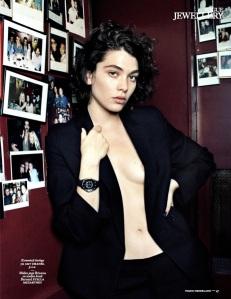 Steffy Argelich by Quentin de Briey for Vogue Netherlands  (1)