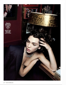 Steffy Argelich by Quentin de Briey for Vogue Netherlands  (4)