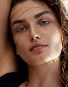 Andreea Diaconu By Cass Bird For Porter #9 Summer 2015 (10)