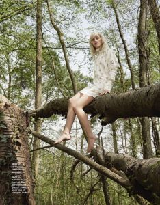 Becca Horn by Alastair Strong for Grazia France 5th June 2015 (2)