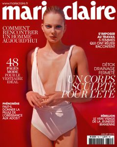 Eniko Mihalik by Elina Kechicheva for Marie Claire France July 2015 (1)