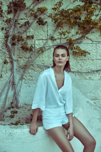 Frida Gustavsson By Andreas Sjodin For Elle Sweden July 2015 (3)