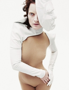 Guinevere van Seenus by Daniel Jackson for Dazed & Confused October 2009 (2)