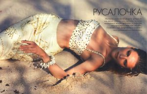 Ieva Laguna By David Bellemere For Elle Russia July 2012 (3)