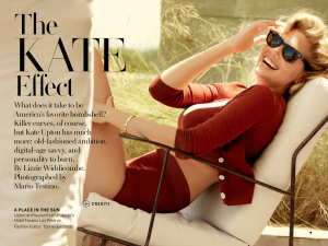 Kate Upton By Mario Testino For Us Vogue June 2013 (1)