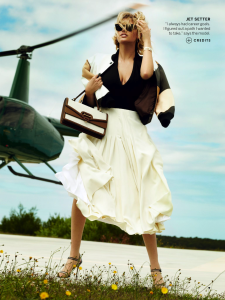 Kate Upton By Mario Testino For Us Vogue June 2013 (2)