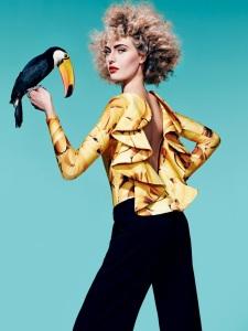 Luana Teifke By Nicole Heiniger For Harper's Bazaar Brasil September 2013 (2)