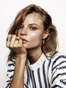 Magdalena Frackowiak By Alique For Models.Com (3)