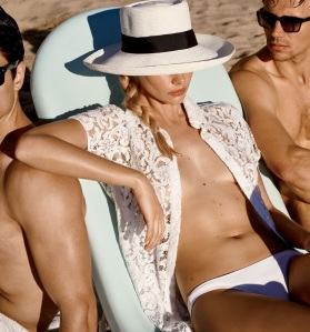 Marloes Horst, Peter Winkler And Garrett Overbey By Carter Smith For Allure June 2015 (3)