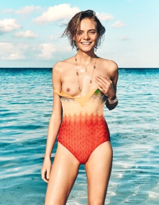 Nimue Smit By Marc De Groot For Vogue Netherlands July  August 2015 (3)
