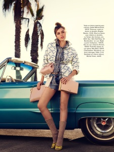 Staz Lindes By Jason Kim For Glamour France April 2014 (3)