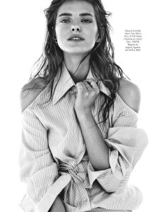 Vlada Saulchenkova by Alvaro Beamud Cortes for Glamour France May 2014 (3)