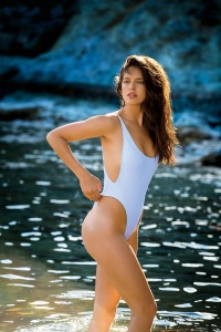 Emily Didonato By Gilles Bensimon For Us Maxim August 2015 (10)