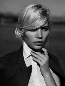 Aline Weber by Annemarieke van Drimmelen for Rika Magazine Fall Winter 2013-2014 (1)