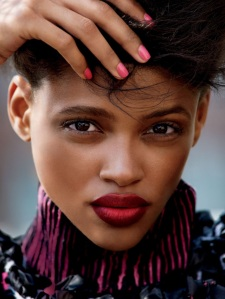 Aya Jones And Angel Rutledge By Cedric Buchet For Allure September 2015 (2)