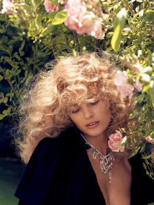 Edita Vilkeviciute By Camilla Akrans For Vogue September 2012 (4)