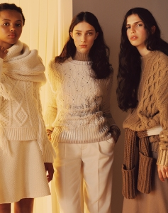 Elisabeth Faber, Larissa Marchiori, Poppy Okotcha And Hayett Mccarthy By Lena C. Emery For Wsj September 2015 (8)