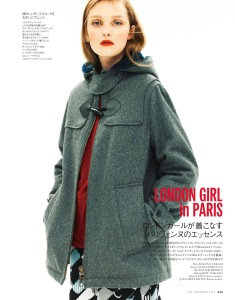 Ellen Pinaffi And Julia Belyakova By Masaya Takagi For Elle Japan November 2014 (1)