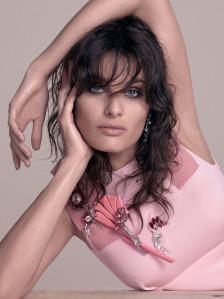 Isabeli Fontana By Zee Nunes For Vogue Brazil September 2015 (1)