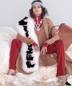 Isabeli Fontana By Zee Nunes For Vogue Brazil September 2015 (3)