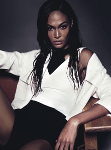 Joan Smalls By Todd Barry For Sunday Style August 2015 (1)