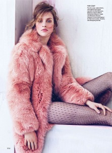 Julia Frauche By Sebastian Kim For Allure October 2013 (6)