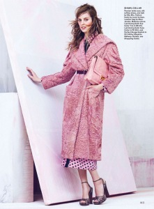 Julia Frauche By Sebastian Kim For Allure October 2013 (7)