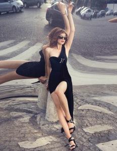 Larissa Hofmann, Melina Gesto And Sanne Vloet By David Bellemere For Vogue Spain September 2015 (3)