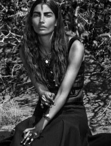 Lily Aldridge By Hugh Lippe For L'officiel Paris August 2015 (3)