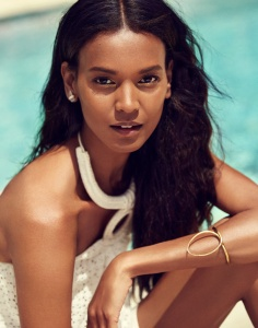 Liya Kebede By Jason Kim For Grazia France 7th August 2015 (3)