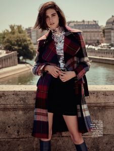 Manon Leloup By Nicole Heineger For L'officiel Brasil August 2015 (1)