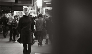 Sasha Luss by Peter Lindbergh for Neiman Marcus September 2014 (3)