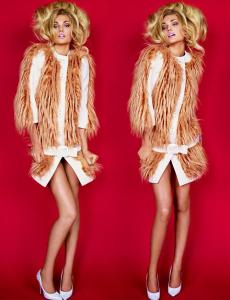 Toni Garrn by Mariano Vivanco (Play Girl - Muse #27 Fall 2011) 4
