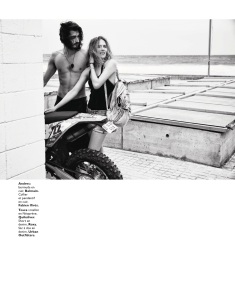 Tosca Dekker And Andres Risso By Marc Philbert For Grazia France 14th June 2013 (2)